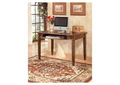 Hamlyn Medium Brown Small Leg Desk